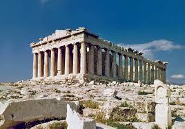 GRECIA. Partenón de Atenas.¿Tu nombre?